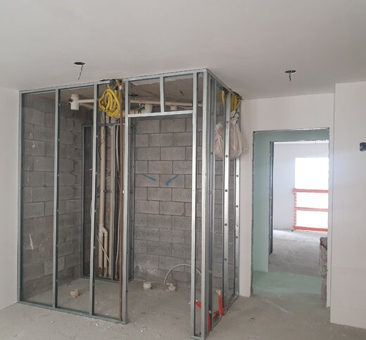 OUT/20 - Paredes em Drywall